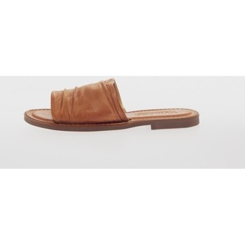 Sapatos Mulher Chinelos Wikers 77191 Marrón