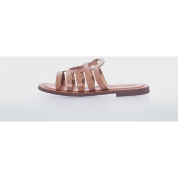 Sapatos Mulher Chinelos Wikers 77359 Marrón