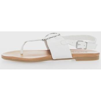Sapatos Mulher Sandálias Inuovo 101144 Blanco