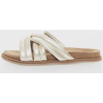 Sapatos Mulher Chinelos Inuovo 777002 Oro