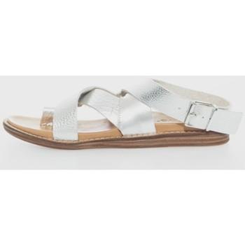 Sapatos Mulher Sandálias Inuovo 436029 Plata