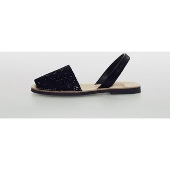 Sapatos Mulher Sandálias Ria 21224-S1 Negro