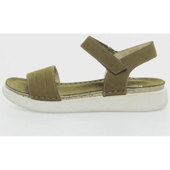 Sapatos Mulher Sandálias Walk & Fly 44170 Verde