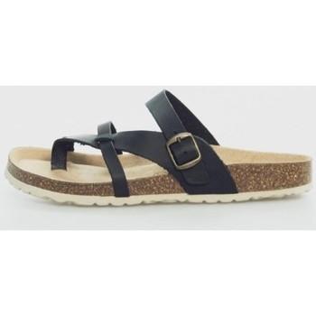 Sapatos Mulher Chinelos Trend Shoes ALBA Negro