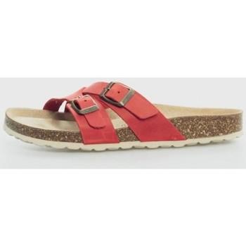 Sapatos Mulher Chinelos Trend Shoes DIANA Rojo