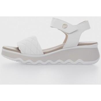 Sapatos Mulher Sandálias Paula Urban 5-364 SUNSET Blanco