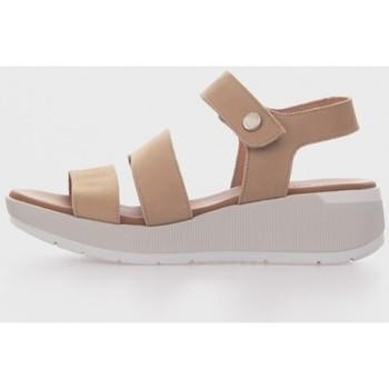 Sapatos Mulher Sandálias Paula Urban 8-228 Beige