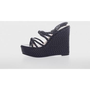 Sapatos Mulher Sandálias Exé Shoes NAOMI-360 Negro
