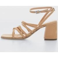Sapatos Mulher Sandálias Kennel + Schmenger 51 67520 355 Beige