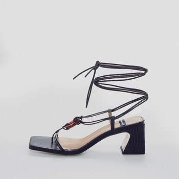 Sapatos Mulher Sandálias Angel Alarcon HALIMA Negro
