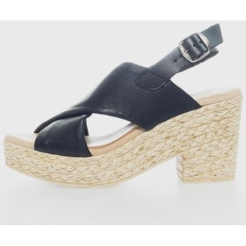 Sapatos Mulher Sandálias Cokketta 490 Negro