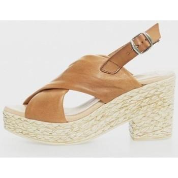 Sapatos Mulher Sandálias Cokketta 490 Marrón