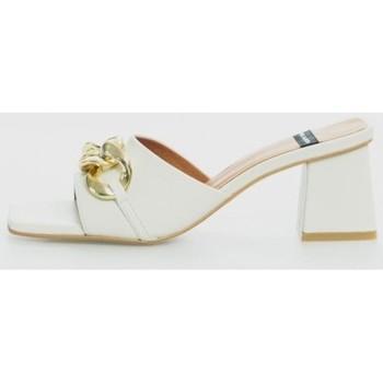 Sapatos Mulher Chinelos Angel Alarcon 21253-528 Beige