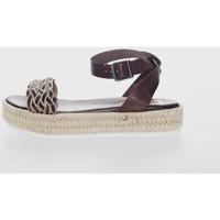 Sapatos Mulher Sandálias Porronet 2764 Marrón