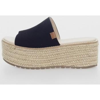 Sapatos Mulher Alpargatas Emmshu NELIE Negro