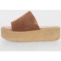 Sapatos Mulher Chinelos Musse & Cloud KRISTEL Marrón