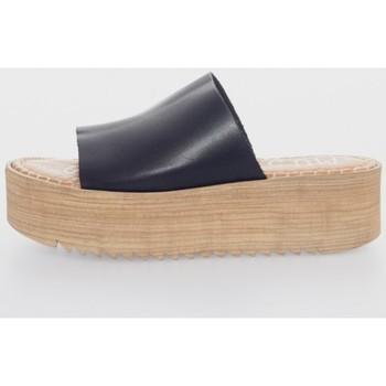 Sapatos Mulher Chinelos Musse & Cloud KRISTEL Negro