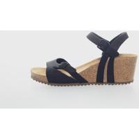 Sapatos Mulher Sandálias Interbios 5612 Negro