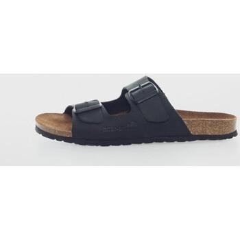Sapatos Mulher Chinelos Interbios 9560 Negro