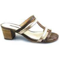 Sapatos Mulher Chinelos PintoDiBlu 63000-02 Multicolor