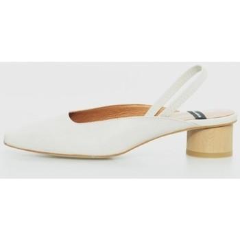 Sapatos Mulher Escarpim Angel Alarcon 21074 Blanco