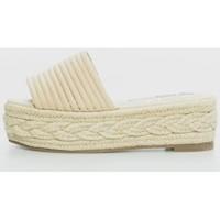 Sapatos Mulher Alpargatas MTNG MUSTANG TASS Beige