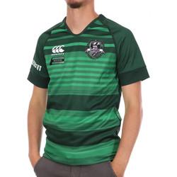 Textil Homem T-Shirt mangas curtas Canterbury  Verde