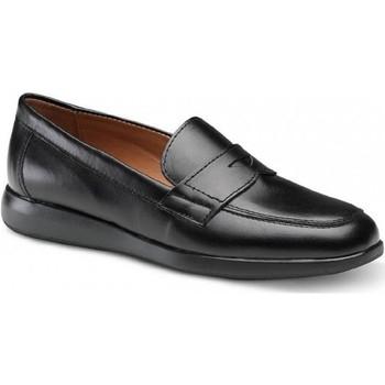 Sapatos Mulher Mocassins Feliz Caminar CALZADO LABORAL ALBA - Preto