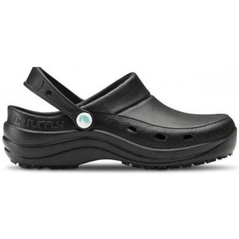 Sapatos Homem Sapatos aquáticos Feliz Caminar zueco laboral SIROCOS - Naturfly Preto