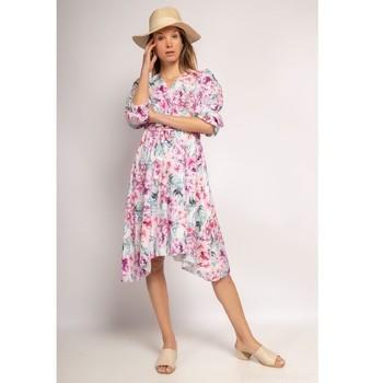 Textil Mulher Vestidos curtos Fashion brands 9471-ROSE Rosa