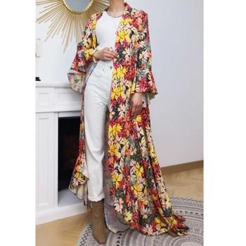 Textil Mulher Vestidos curtos Fashion brands 21743-NOIR Preto