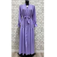 Textil Mulher Vestidos curtos Fashion brands 2155-LILAS Lilás