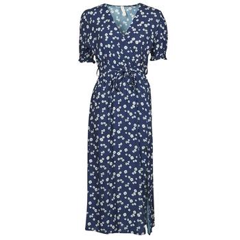 Textil Mulher Vestidos curtos Fashion brands 11118-BLEU Marinho