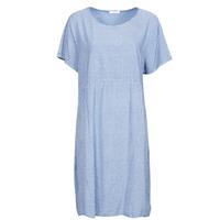 Textil Mulher Vestidos curtos Fashion brands 2198Z-BLEU Cáqui