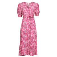 Textil Mulher Vestidos curtos Fashion brands 10351-NOIR Preto