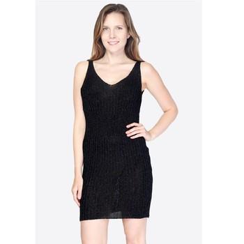 Textil Mulher Vestidos curtos Fashion brands SND-NOIR Preto