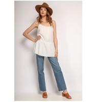 Textil Mulher Tops / Blusas Fashion brands 490-WHITE Branco