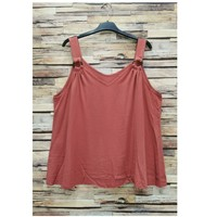 Textil Mulher Tops / Blusas Fashion brands 3841-RASPBERRY Rosa