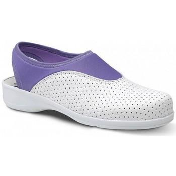 Sapatos Mulher Sapatilhas Feliz Caminar Zueco Laboral SPORT LYCRA - Multicolor
