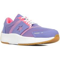Sapatos Sapatilhas Converse Run Star Ox Violeta