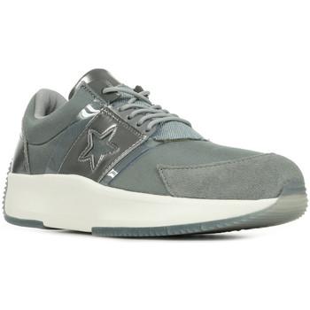 Sapatos Sapatilhas Converse Run Star Ox Cinza