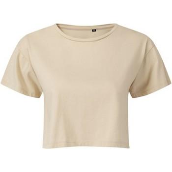 Textil Mulher Tops / Blusas Tridri TR019 Nua