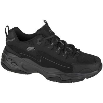 Sapatos Homem Sapatilhas Skechers D'Lites 4.0 Noir