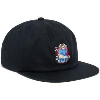 Acessórios Homem Boné Huf Cap chun-li snapback hat Preto