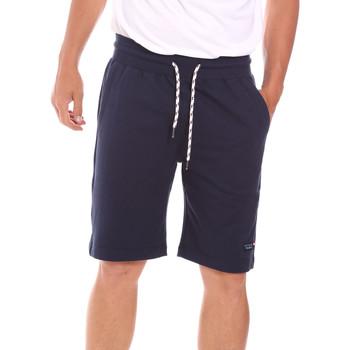 Textil Homem Shorts / Bermudas Key Up 2F38E 0001 Azul