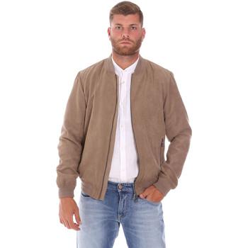 Textil Homem Jaquetas Sseinse GBE703SS Bege