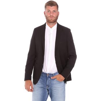 Textil Homem Casacos  Sseinse GAE701SS Preto
