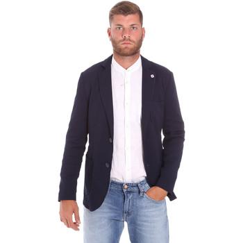 Textil Homem Casacos  Sseinse GAE716SS Azul
