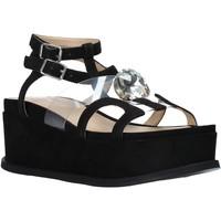 Sapatos Mulher Sandálias Apepazza S0CHER01/DIA Preto