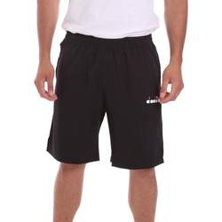 Textil Homem Shorts / Bermudas Diadora 102175682 Preto